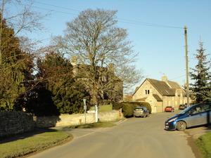 Lovely village picture of Belmesthorpe
